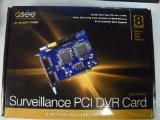 Q-See QSDT8PCRC 8 Channel Software H.264 Real Time Recording PC Based Network DVR PCI Card