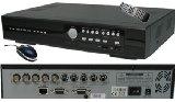CIB R401H60W500G H.264 4 CH Network Security Surveillance DVR 500GB HDD. Eagleeyes software