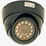 Q-See QSDNV Indoor Dome CMOS Camera w/Night Vision (Color)