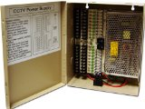 Q-See QS1210 18 Camera Power Distribution Panel