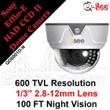 Q-See QD6001D-N Indoor Dome Color Camera Up to 120ft Night Vision