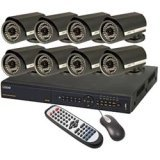 New – Q-see Video Surveillance System – KW3369