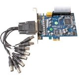Q-See, 4 CH PCI DVR Card (Catalog Category: Security & Automation / Accessories)