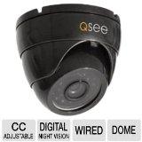 Q-See QM6007D Weatherproof Dome Camera