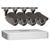 QSee 960H 4Ch 4Cam 900TVL 500GB Security Kit