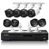 Q-See 16 Channel High Definition Security System with 1TB Hard Drive