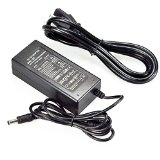 EPtech AC / DC Adapter For Q-See QT428-440-5 Security DVR 4 CCD 480 TVL Cameras Charger Power Supply Cord